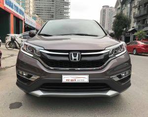 Xe Honda CR V 2.0AT 2017 - Nâu
