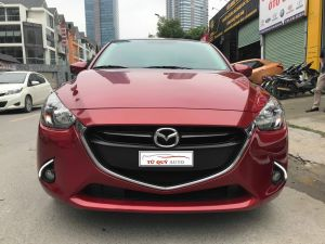 Xe Mazda 2 Sedan 1.5AT 2017 - Màu Đỏ