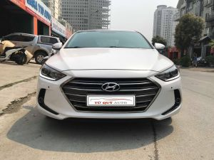 Xe Hyundai Elantra 2.0AT 2016 - Trắng