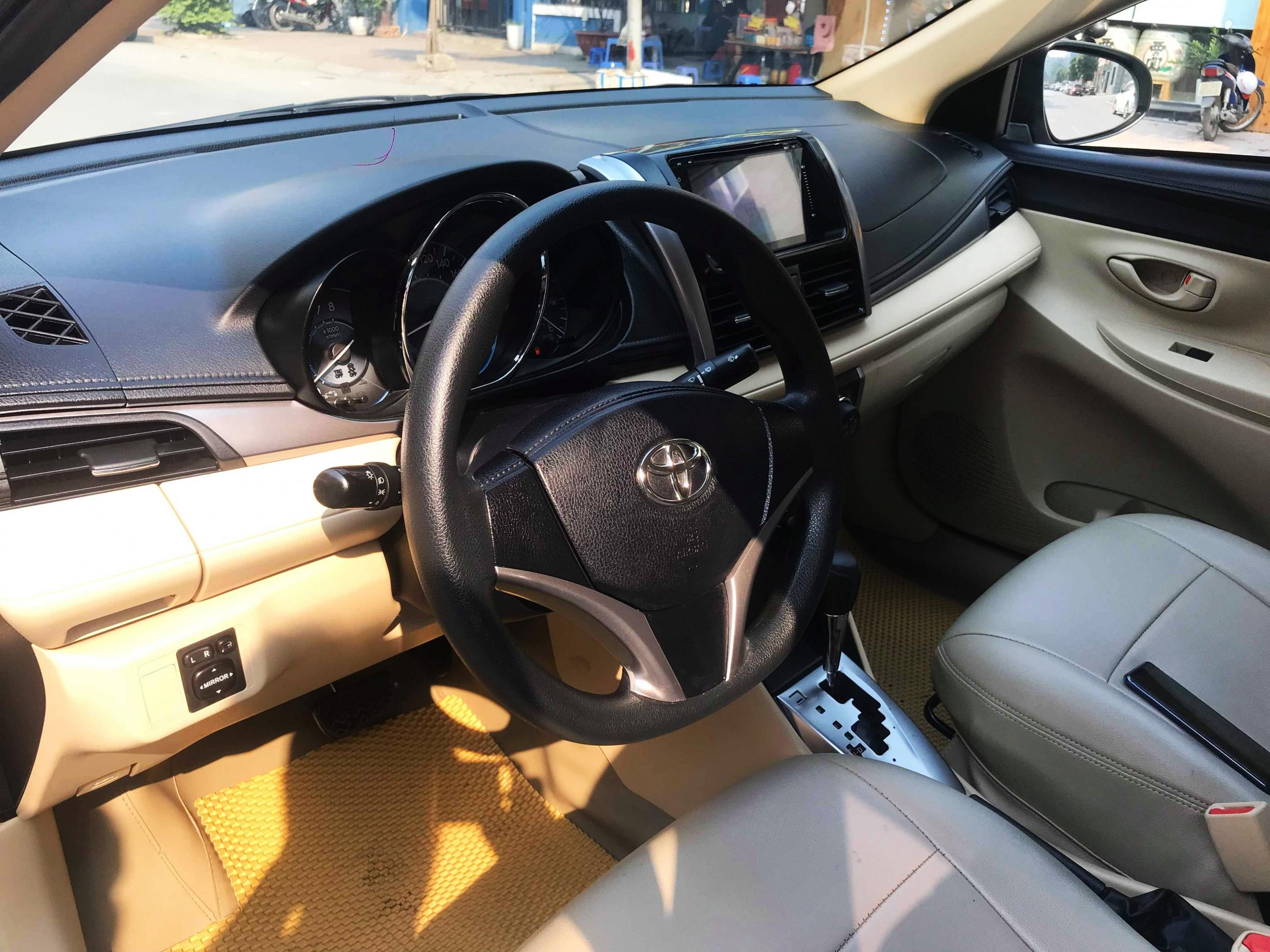 Toyota Vios E 1.5AT 2017 - 7
