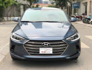 Xe Hyundai Elantra 2.0AT 2017 - Xanh