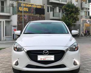 Xe Mazda 2 Sedan 1.5AT 2017 - Màu trắng