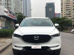 Xe Mazda CX 5 2.0 AT 2018 - Trắng