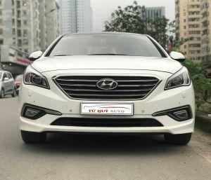 Xe Hyundai Sonata 2.0AT 2014 - Trắng