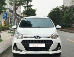 Xe Hyundai i10 HB 1.2AT 2017 - Trắng