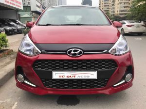 Xe Hyundai i10 Hatchback 1.2AT 2017 - Đỏ