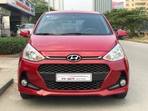 Xe Hyundai i10 1.2AT 2018 - Đỏ