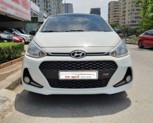 Xe Hyundai i10 Grand 1.2 AT 2018 - Trắng