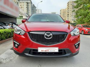 Xe Mazda CX 5 2.0AT 2015 - Đỏ