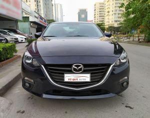 Xe Mazda 3 Sedan 1.5AT 2016 - Xanh đen