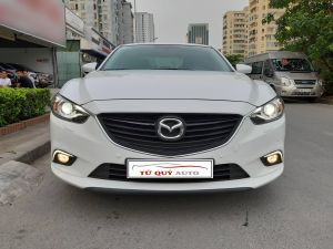 Xe Mazda 6 2.0AT 2016 - Trắng