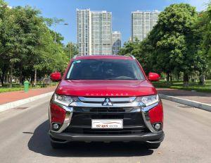 Xe Mitsubishi Outlander 2.4CVT Premium 2018