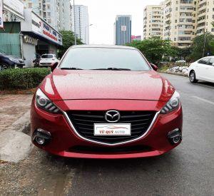 Xe Mazda 3 Hatchback 1.5AT 2015 - Đỏ