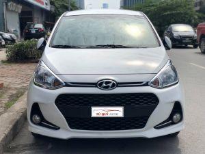 Xe Hyundai i10 HB 1.2AT 2017 - Trắng (Nhập)
