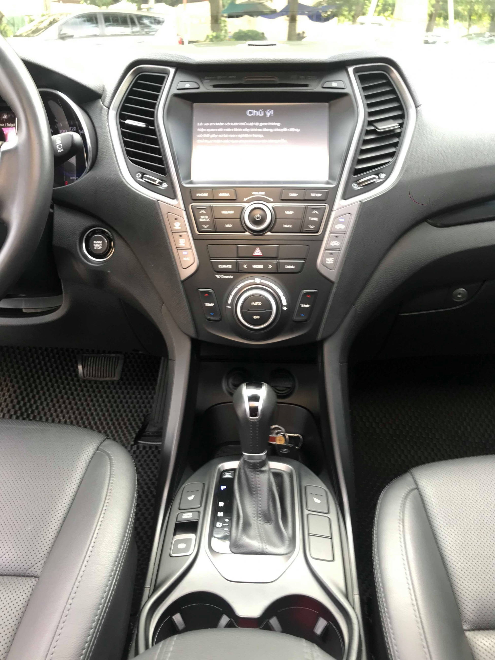 Hyundai Santa-Fe CRDi 2.2AT 2015 - 8