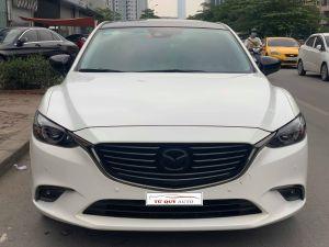 Xe Mazda 6 2.0L Premium 2018 - Trắng