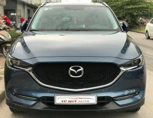 Xe Mazda CX 5 2.0 AT 2018 - Xanh
