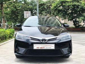 Xe Toyota Corolla altis 1.8G 2017 - Đen