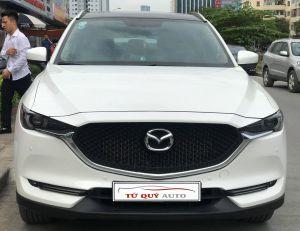 Xe Mazda CX 5 2.0AT 2019 - Trắng