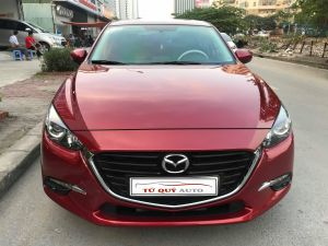 Xe Mazda 3 Sedan 1.5AT 2017 - Đỏ