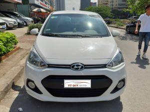 Xe Hyundai i10 1.0AT 2015 - Trắng