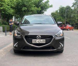 Xe Mazda 2 Hatchback 1.5AT 2016 - Nâu