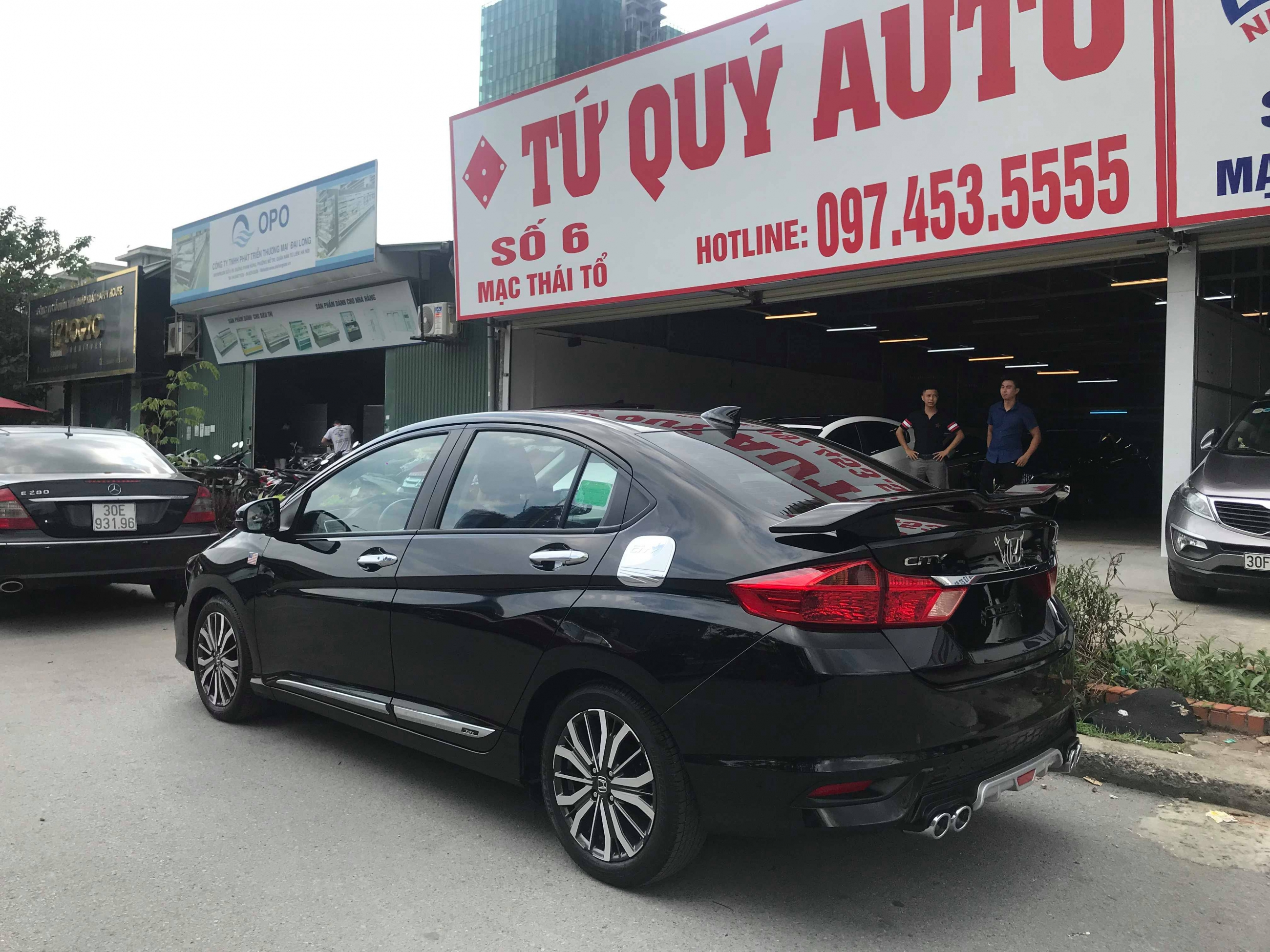 Honda City 1.5Top 2018 - 5