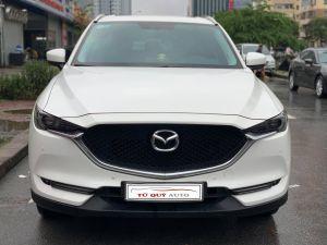 Xe Mazda CX 5 2.0AT 2018 - Trắng