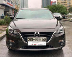 Xe Mazda 3 1.5AT 2016 ĐK 2017 - Nâu