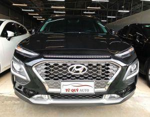 Xe Hyundai Kona 1.6Turbo 2019 - Đen