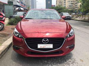 Xe Mazda 3 1.5 AT 2017 - Đỏ