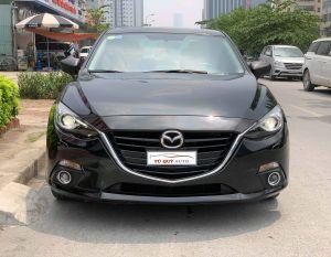 Xe Mazda 3 2.0AT 2015 - Đen