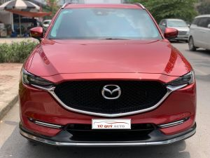 Xe Mazda CX 5 2.5AT 2018 - Đỏ