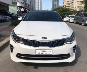 Xe Kia Optima 2.4AT GT-Line 2018 - Trắng