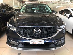Xe Mazda CX 5 2.5 AT 2WD 2018 - Xanh đen