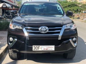Xe Toyota Fortuner 2.7AT 2018 - Nâu