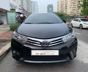 Xe Toyota Corolla altis 1.8G 2015 - Đen