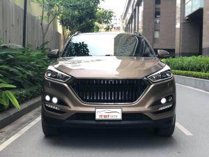 Xe Hyundai Tucson 2.0AT 2018 - Nâu