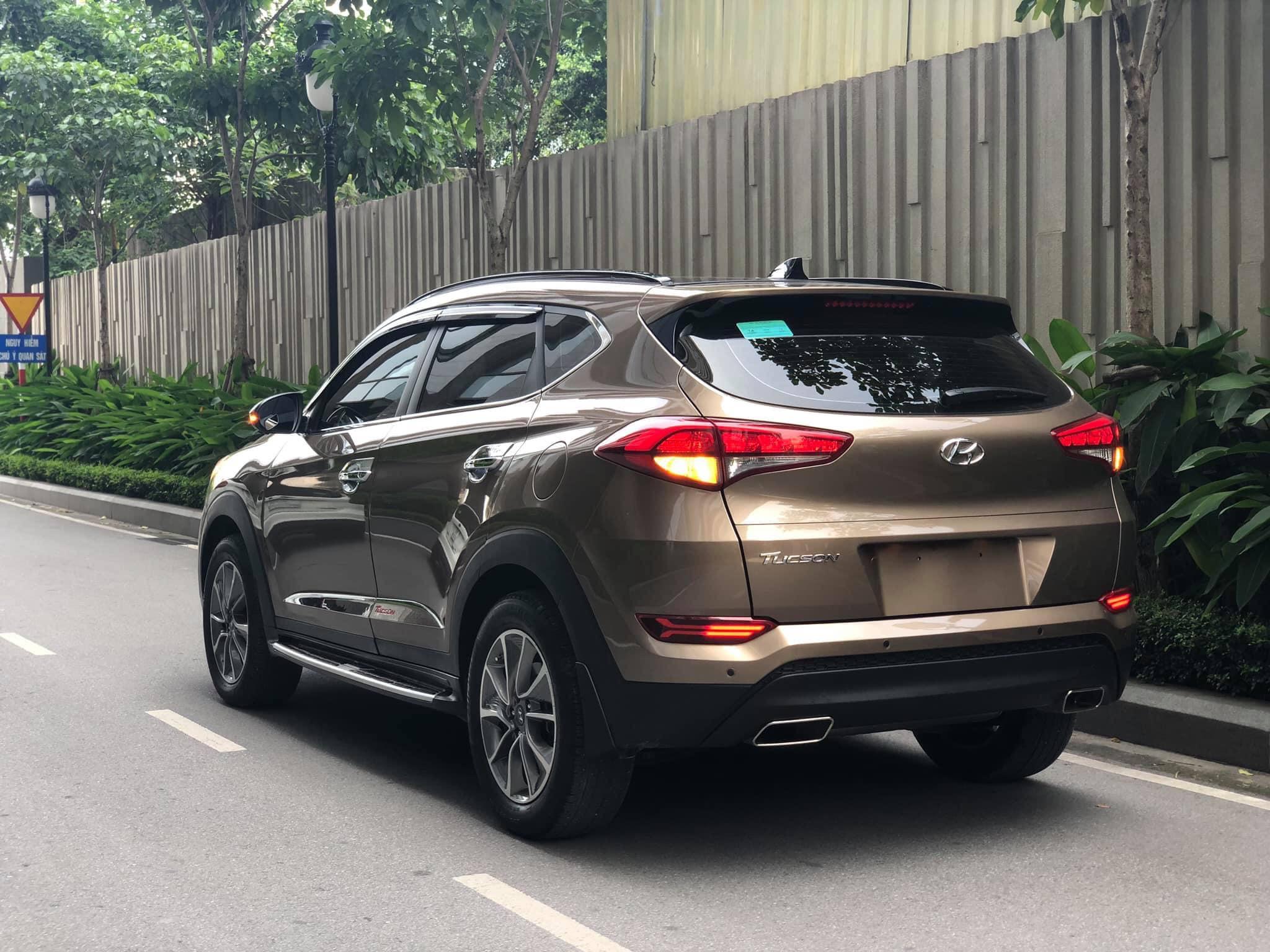 Hyundai Tucson 2.0AT 2018 - 4