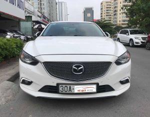 Xe Mazda 6 2.0 AT 2015 - Trắng