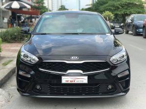 Xe Kia Cerato 1.6AT Deluxe 2018 - Đen