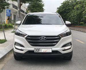 Xe Hyundai Tucson 2.0AT 2018 - Trắng
