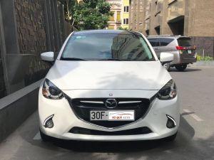 Xe Mazda 2 HB 1.5 AT 2016 ĐK 2017 - Trắng
