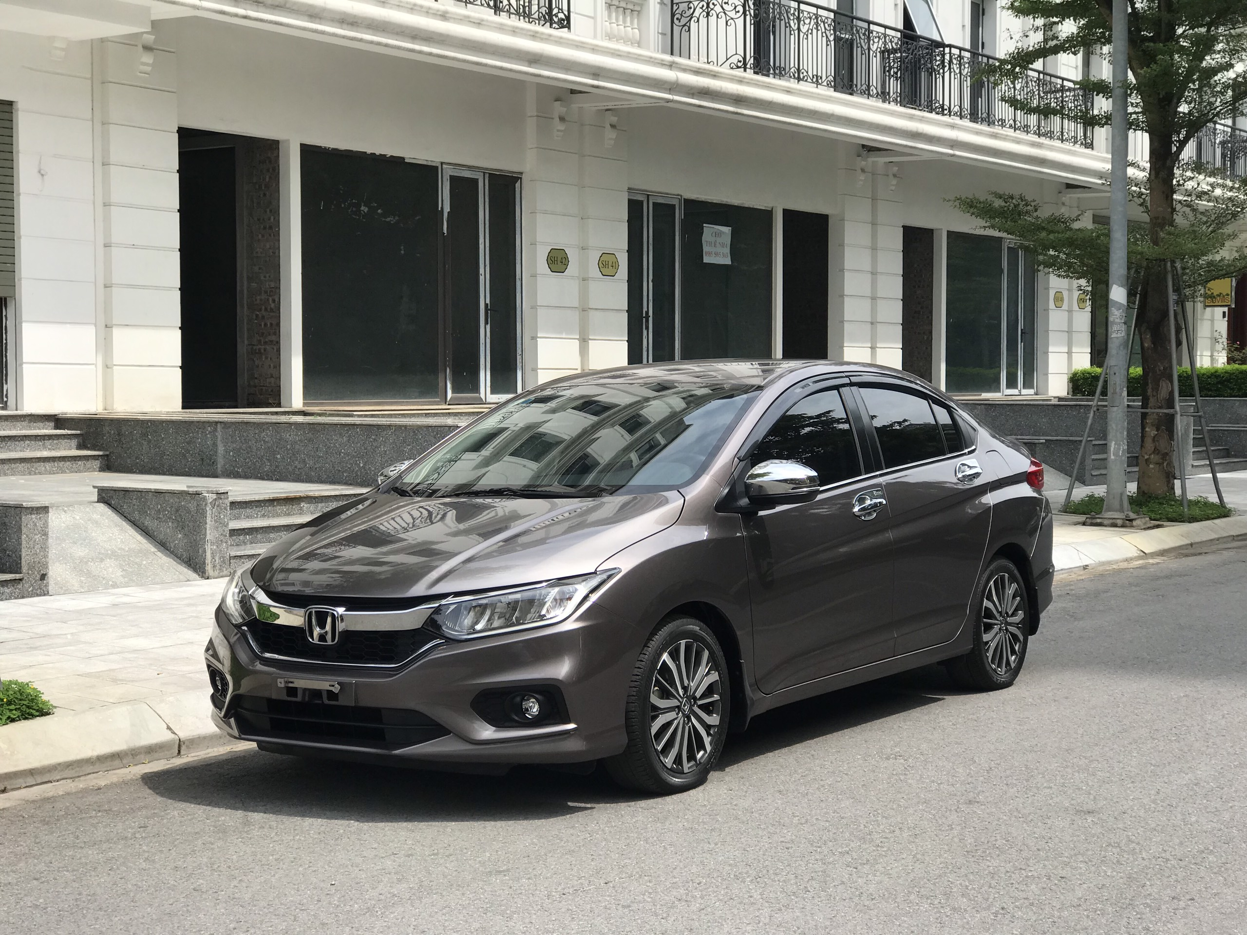 Honda City 1.5Top 2017 - 3