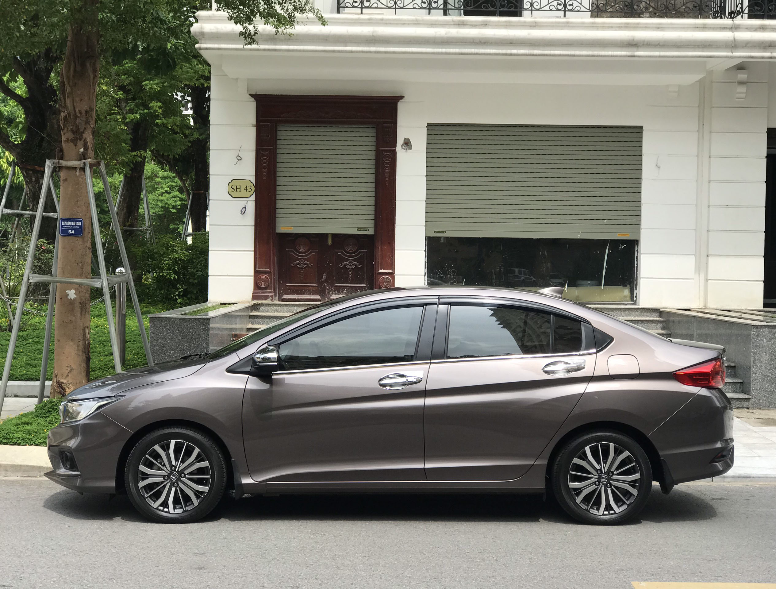 Honda City 1.5Top 2017 - 4