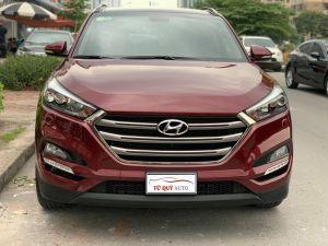 Xe Hyundai Tucson 2.0AT 2015 - Đỏ Mận