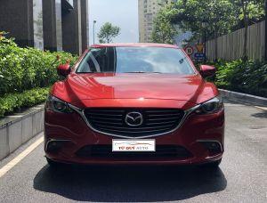 Xe Mazda 6 2.0L Premium 2018 - Đỏ