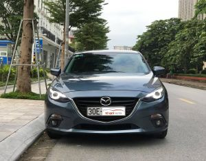 Xe Mazda 3 1.5 AT 2016 - Xanh