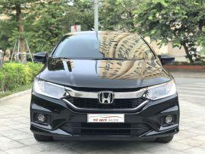 Xe Honda City 1.5TOP 2018 - Đen