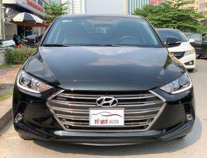 Xe Hyundai Elantra 2.0AT 2017 - Đen